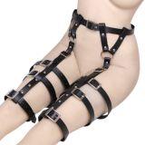 BDSM (БДСМ) - Регулируемые бандаж черный
