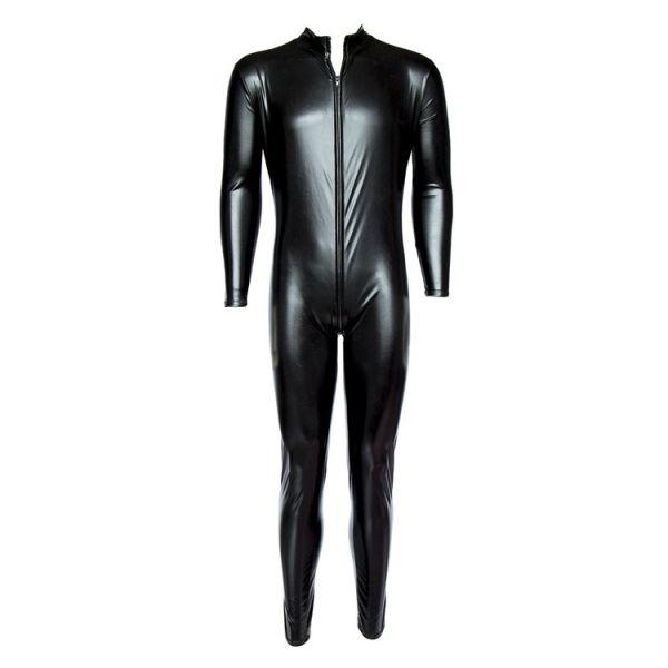 BDSM (БДСМ) - Сдельный виниловый костюм