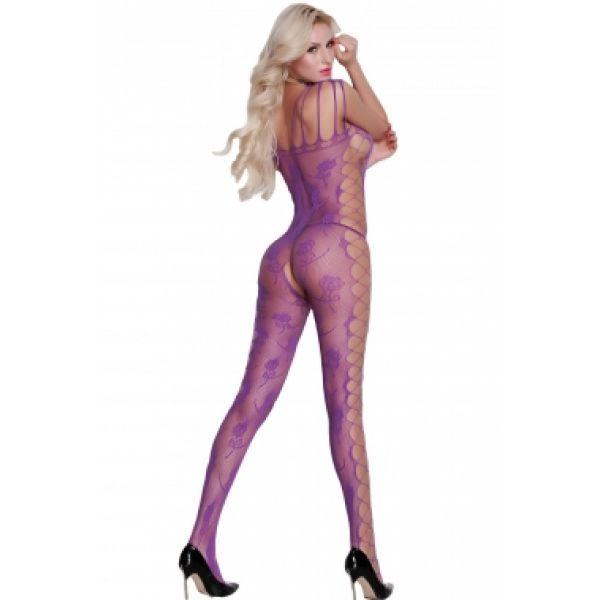 Frank purple jumpsuit. Артикул: IXI52839