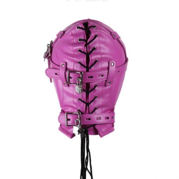 Purple fully enclosed GIMP mask. Артикул: IXI53131
