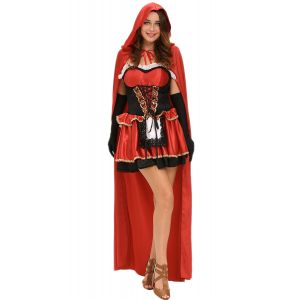 The Red Riding Hood Costume