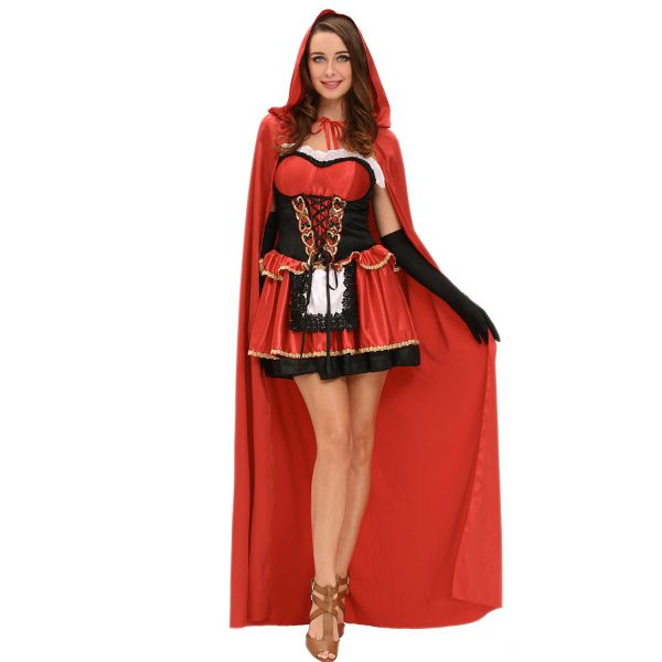 The Red Riding Hood Costume. Артикул: IXI53409