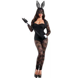 Кокетливый костюм зайчика