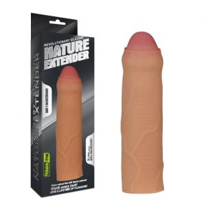 Насадка Revolutionary Silicone Nature Extender-Uncircumcised
