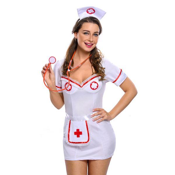 Эротический костюм Медсестрички