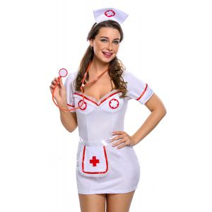 Erotic costume Nurses