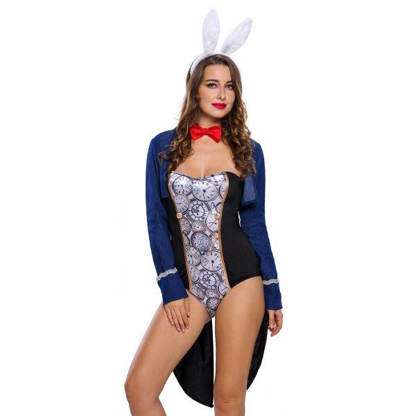 Эротический костюм зайчика