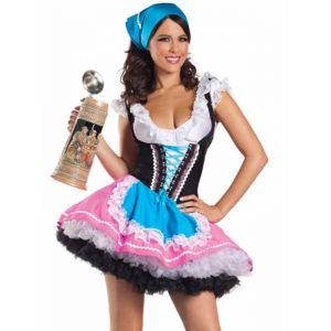 Costume Beer Girl
