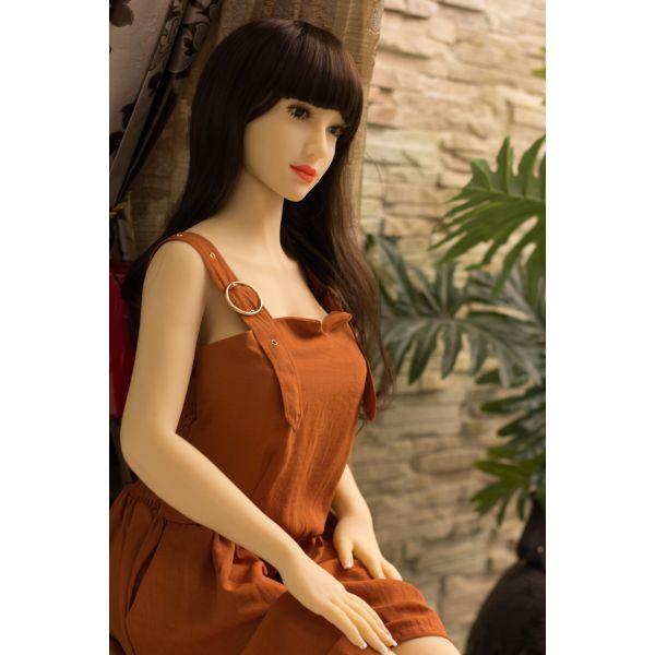 Супер-реалистичная секс-кукла XiaoBing 158 см