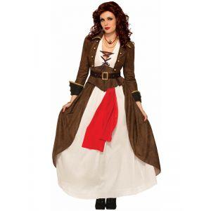 halloween Pirate Lady Matey Womens Costume