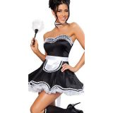 Fifi French Maid Fancy Dress Costume