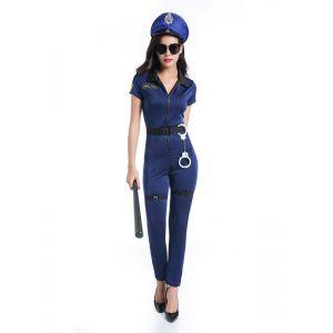 Sexy Fashion Women Police Costume