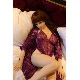 Super-realistic sex doll Lan 132 cm