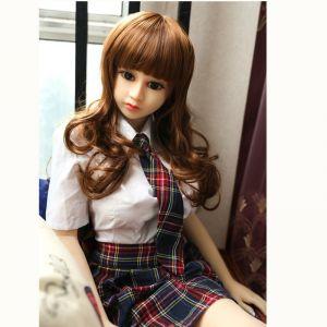 Супер-реалистичная секс-кукла XiaoNuo 125 см