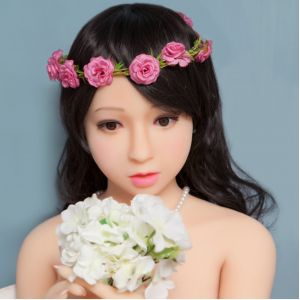 Super-realistic doll 160 cm with NO face.31