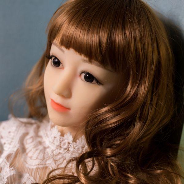 Супер-реалистичная кукла 160 см с лицом NO.62