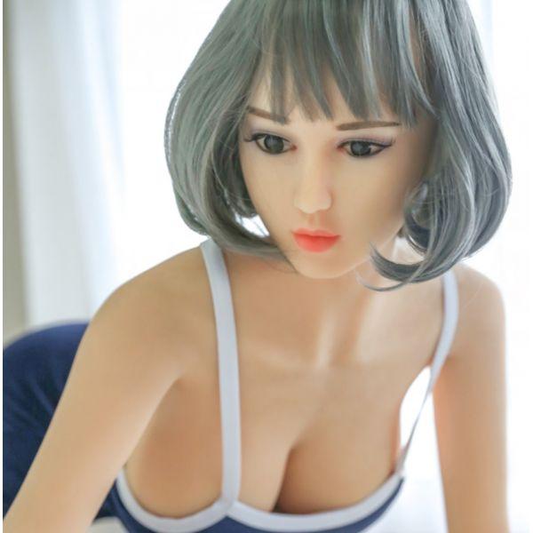 IXI54074 - Супер-реалистичная кукла 160 см с лицом NO.50