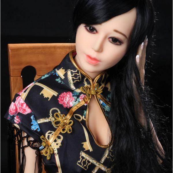 Супер-реалистичная кукла 160 см с лицом NO.46