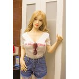 Super-realistic sex doll YunTao 158 cm