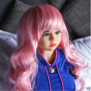 Realistic sex doll 105 cm with NO face.A02