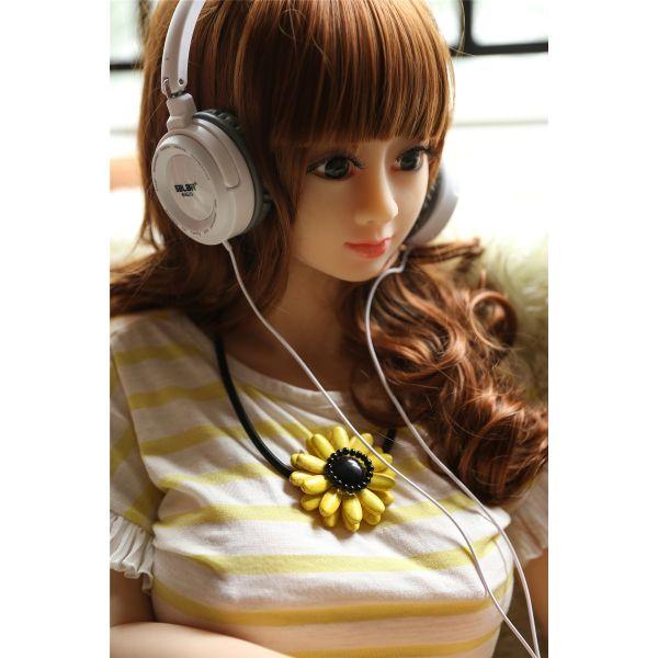 Супер-реалистичная секс-кукла XiaoXliao 125 см