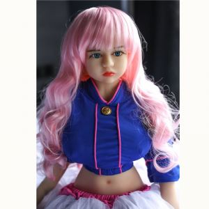 Super-realistic sex doll Yiyi 105 cm