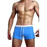 Total Fitness Blue Lightweight Male Boxers Underwear по оптовой цене