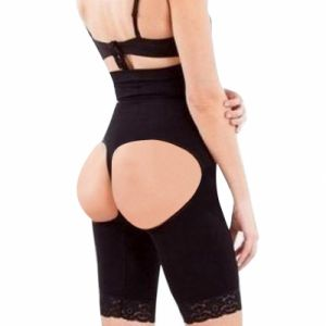 Black high Waist Butt Lift Shaper