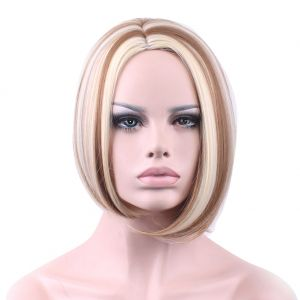 Short stylish wig