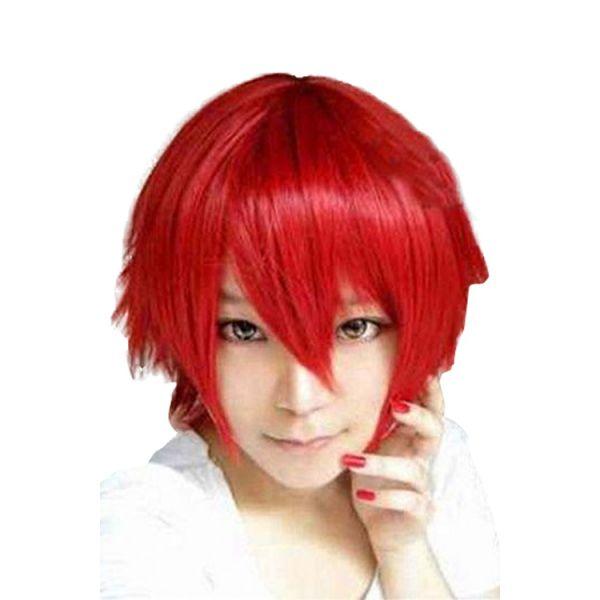 Короткий синтетический парик Anime Tokyo Cosplay