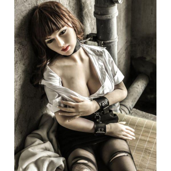Супер-реалистичная кукла Fanny 155 см