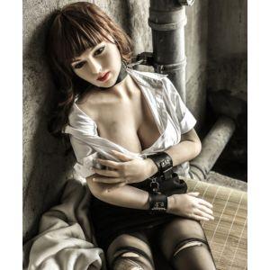Super-realistic doll Fanny 155 cm