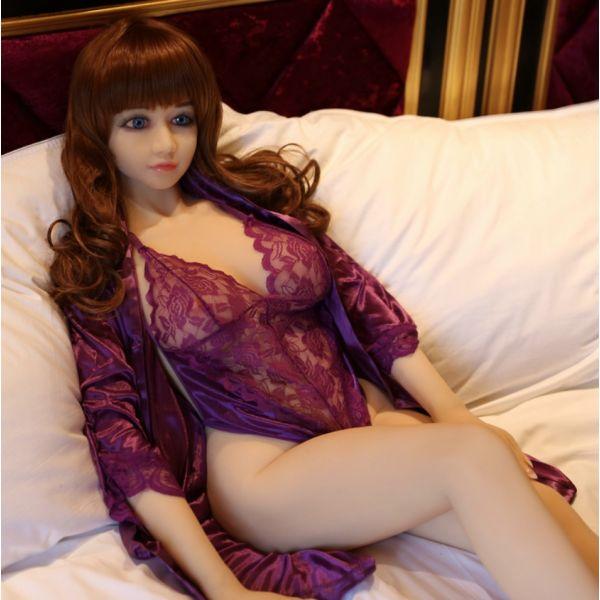 Супер-реалистичная кукла 146 см с лицом NO.C03