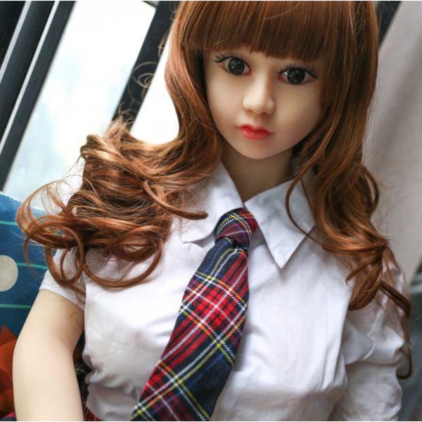 Супер-реалистичная кукла 146 см с лицом NO.B03