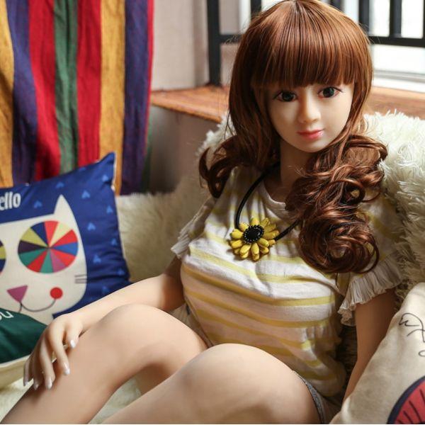 Супер-реалистичная кукла 146 см с лицом NO.B02