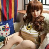 Super-realistic doll 146 cm with NO face.B02