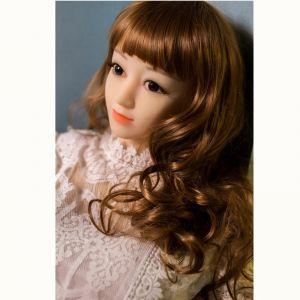 Super-realistic doll QianQian 160 cm