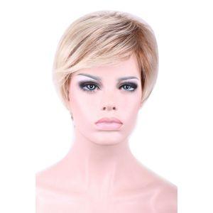 Короткий парик блондинки - Парики