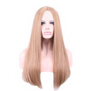 Длинный синтетический парик - Парики