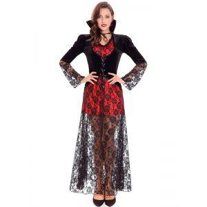 halloween Vixen Vampire Women Costume