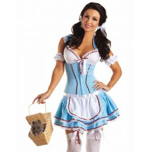 Fancy French Maid Costume