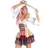 Sexy Woman Pirate Costume