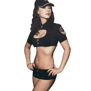 Sexy Women Cops Police Costume