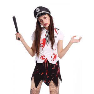 Policewomen Cosplay halloween Costume