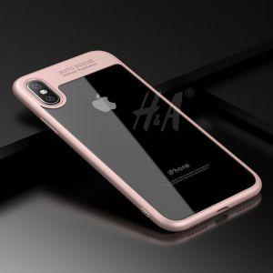 РАСПРОДАЖА! Чехол для IPHONE X / IPHONE XS (Айфон икс, айфон десять) розовый - Подарки
