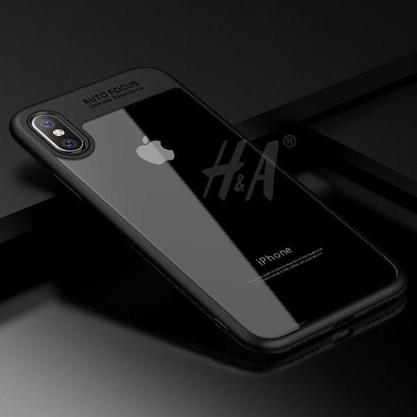 РАСПРОДАЖА! Чехол для IPHONE X / IPHONE TEN (Айфон икс, айфон десять) черный