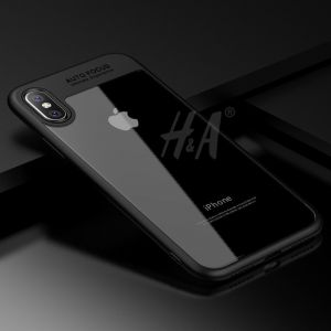 РАСПРОДАЖА! Чехол для IPHONE X / IPHONE XS (Айфон икс, айфон десять) черный - Подарки