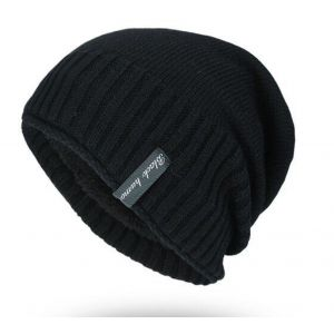 SALE! Hat mens Black black human