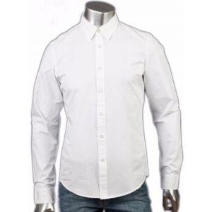 РАСПРОДАЖА! Белая рубашка Calvin Klein - СВЕЖИЕ ПОСТУПЛЕНИЯ!
