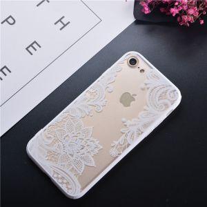 РАСПРОДАЖА! Чехол для iphone 8/iphone 7 кружево, белый